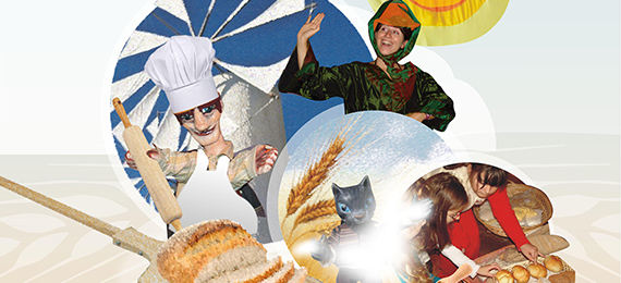 Για μια Μπουκιά Ψωμί - Εκπαιδευτικά προγράμματα - Ένεκα Παιδείας